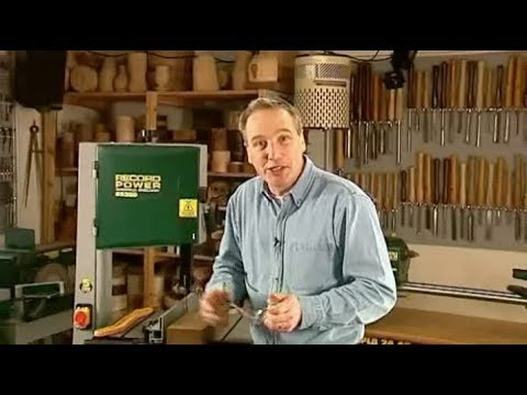 Record Power's Bandsaw Masterclass with Alan Holtham