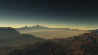 CSGO - Mars-like planet skybox