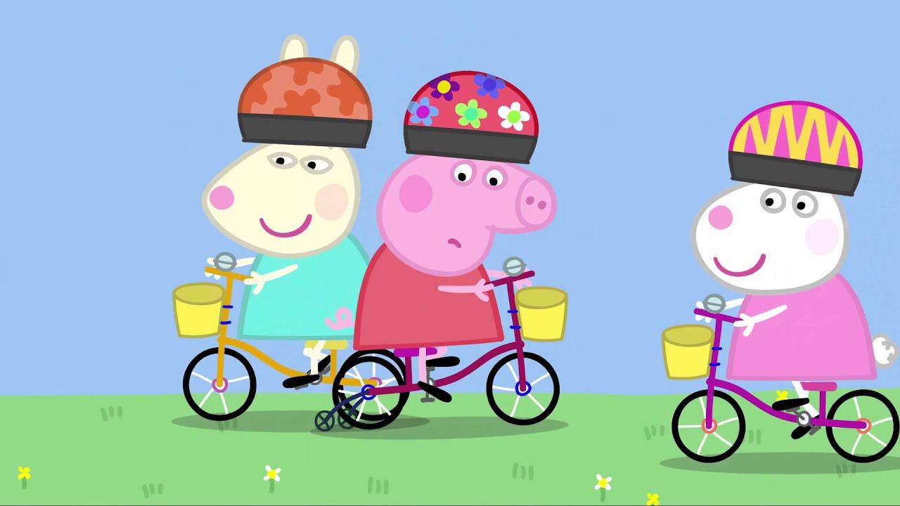 Peppa Pig Bicycles Youtube