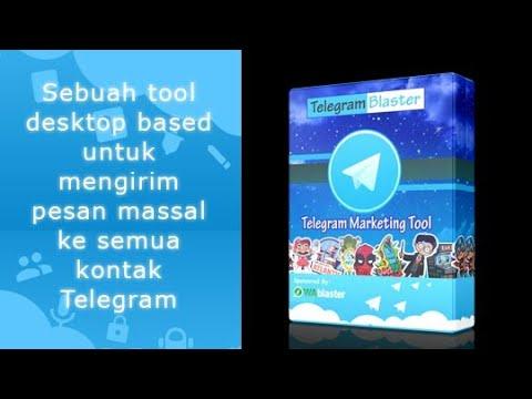 Telegram Blaster Marketing Terbaik Indonesia