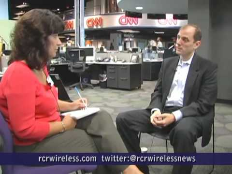 RCR Wireless News: CNNmobile Part 2/2