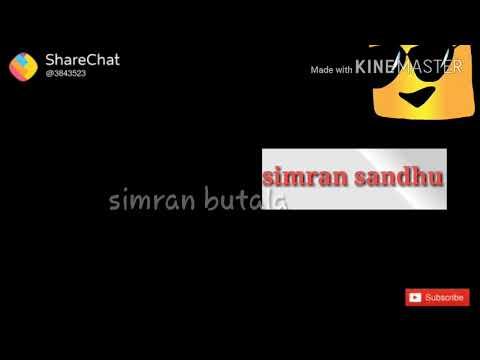 Yaarian | jaspreet sangha | Whatsapp status video | yaarian