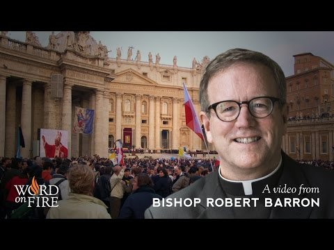 Bishop Barron on Love and Tolerance