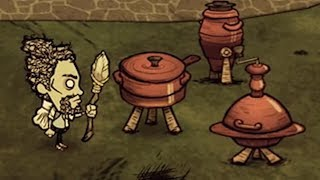 I was sponsored to help CallMeKevin cook his child in Don't Starve Together