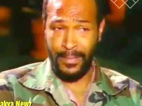 Marvin Gaye - 1983 Interview Raw and Honest