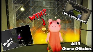 ALL GLITCHES ROBLOX PIGGY GAME CHEAT THE MAPS WITH SECRET GAME HACKS