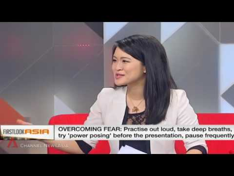 Channel News Asia Interviews Darren Tay, World Champion of Public Speaking 2016