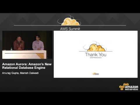 Amazon Aurora: Amazon's New Relational Database Engine