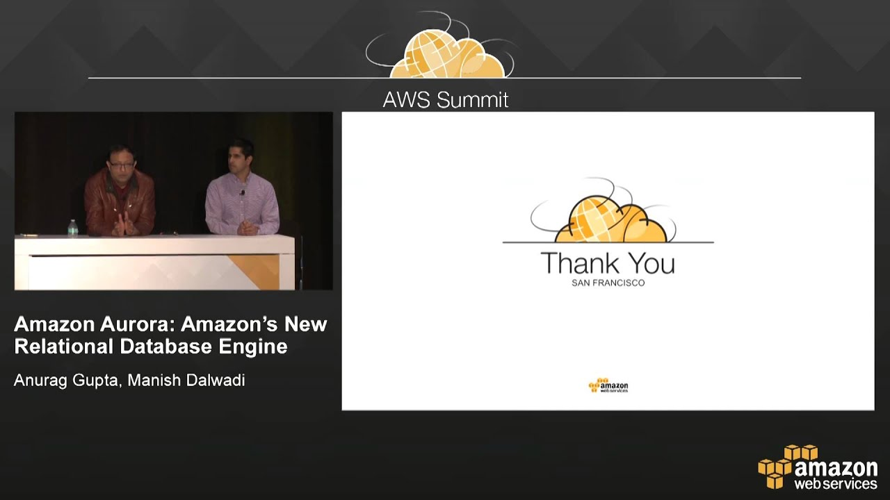 Amazon Aurora MySQL Database Engine for Amazon RDS Now
