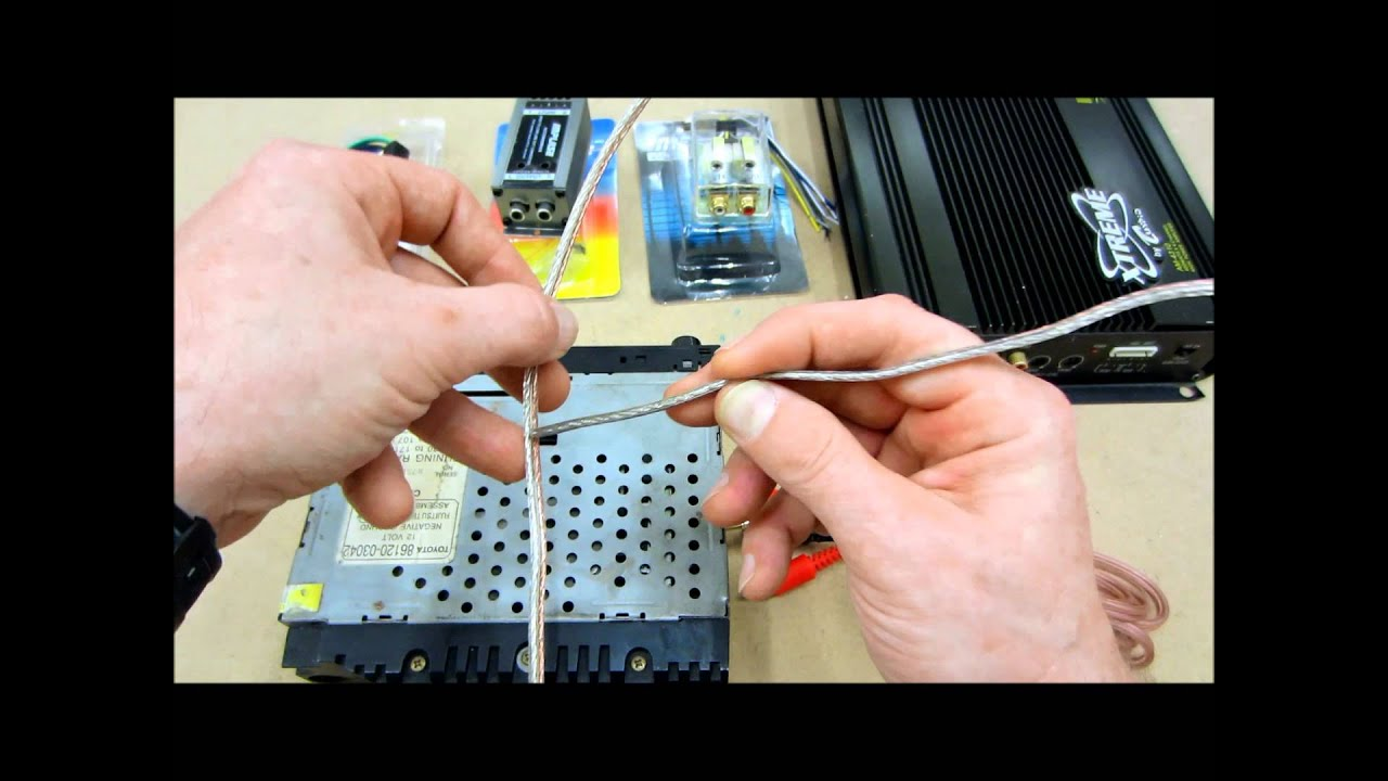 Adapting a speaker wire to a preamp rca adapter - YouTube on rca cable power, rca cable assembly, parallel cable wiring diagram, rca connector wiring, av cable wiring diagram, usb cable wire color diagram, bnc cable connector wiring diagram, hdmi to component cable diagram, rca cable specification, rca surround sound hook up diagram, comcast cable wiring diagram, connector bnc connection diagram, rj-45 ethernet cable wiring diagram, rca plug wiring, rca schematic diagram, rca cable plug, usb to rs232 cable wiring diagram, 15-pin vga cable wiring diagram, console cable wiring diagram, displayport cable wiring diagram,