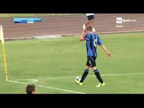 Atalanta - Fiorentina 0-2 - Campionato Primavera 1 giornata -  Telecronaca Rai