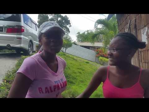 TRip to laBoriE bEacH (St.Lucia)