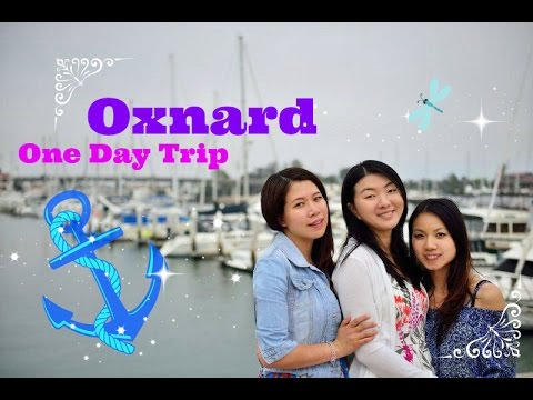 Oxnard One Day Seafood + Outlet Trip~~