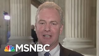 Senator Chris Van Hollen: Donald Trump Budget 'Is Totally Fraudulent Accounting' | MSNBC