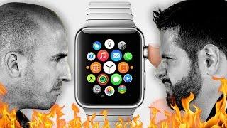 Il treno della discordia #3 - Apple Watch
