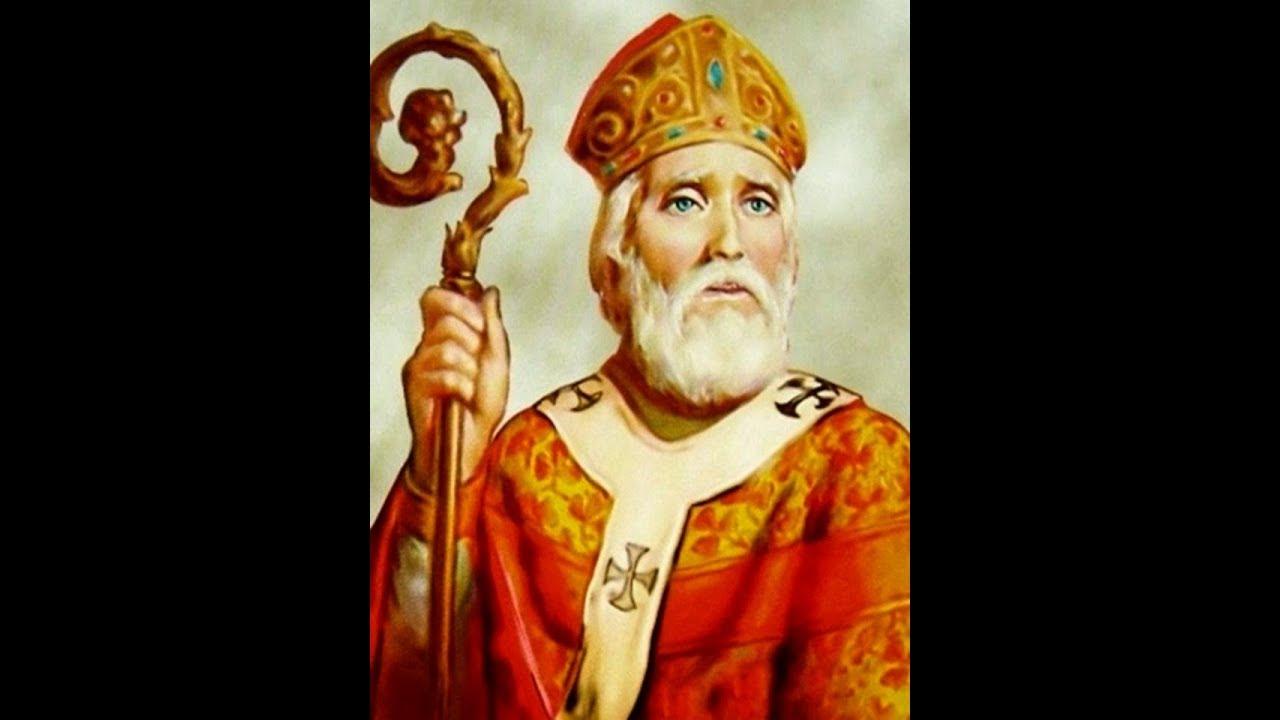 Santo del día 6 de diciembre: San Nicolás de Bari (Santa Claus) (de  nazaret.tv) - YouTube