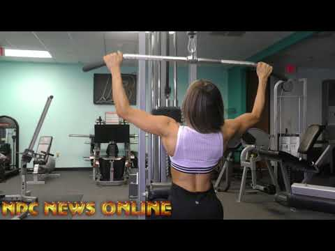 Raphaela Milagres IFBB Pro Bikini photoshoot behind the scenes & workout video thumbnail