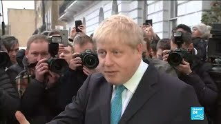 Brexit: Johnson promises exit by October 31, 'come what may'