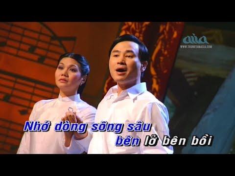 Karaoke Lan Và Điệp Song Ca - Ngọc Huyền & Phượng Vũ