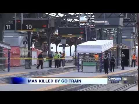Commuters express safety concerns after man, 31, killed in GO train accident   680 NEWS