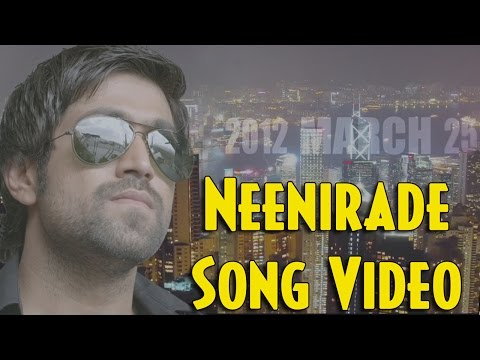 Googly - Neenirade Full Song Video | Yash, Kriti Kharbanda