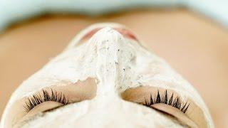 Банановая маска    Увлажнение и питание сухой кожи лица