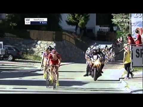 Tour de Suisse 2009 - Serfaus