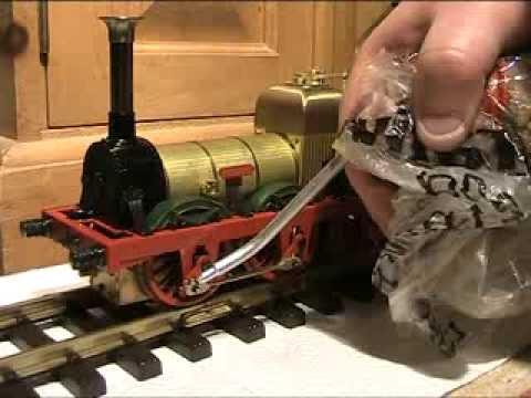 The Titfield Thunderbolt, Aster Gauge 1 Live Steam Locomotive
