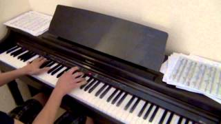 Rise Against - Audience Of One - Piano Cover