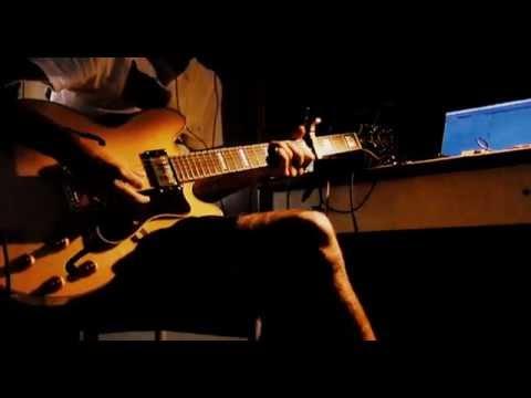 Bon Iver - Perth - Riff Guitar Cover - Epiphone Sheraton II