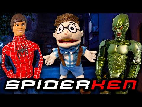 SML Movie: SpiderKen