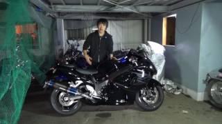 ハヤブサ1300欧州仕様(伊) 参考動画:思ってたイメージと違った・・・!