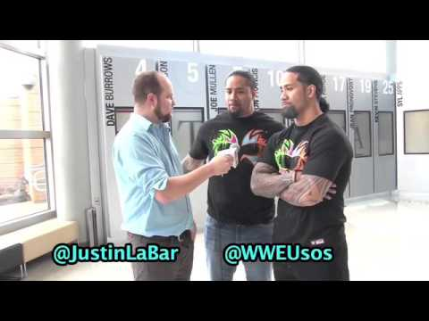 The Usos Interview w/ Justin LaBar