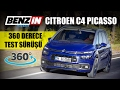Citroen C4 Grand Picasso test sürü?ü - 360 derece - Benzin TV 2017