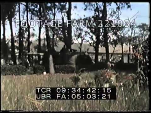 Vietcong Attacks Saigon During Tet Offensive 221064-03 | Footage Farm