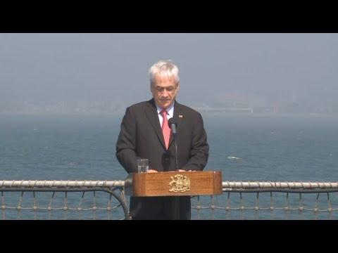 Sebastián Piñera recordó