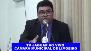 Professor Washington Lopes pronunciamento 06 04 2017