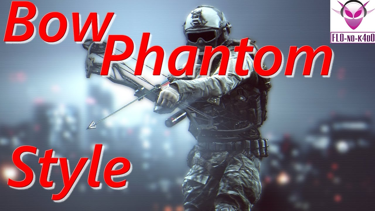 how to get a bow in bf4