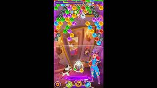 Bubble Witch 3 Saga Level 702 No Boosters