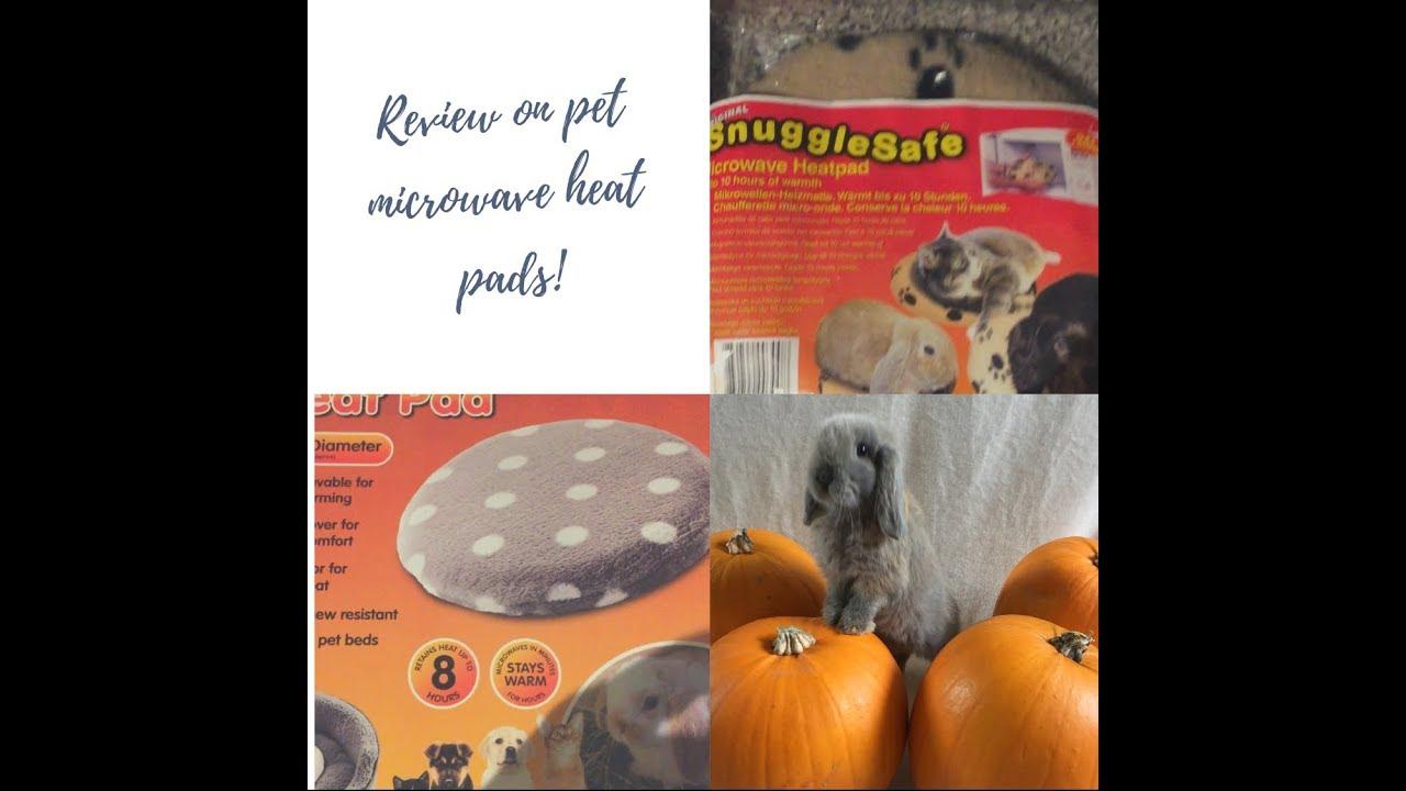 Reviews On Snuggle Safe Heat Pad Vs