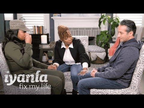 Trina Braxton's Ex, Gabe, Speaks Up About Her Abuse | Iyanla: Fix My Life | OWN