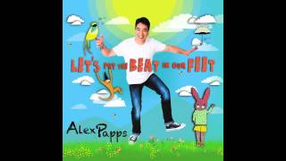 Alex Papps - Let's Put The Beat In Our Feet (Official Audio)