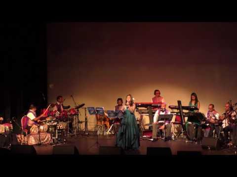 """Kanna kaattu pothum"" song by Haripriya"