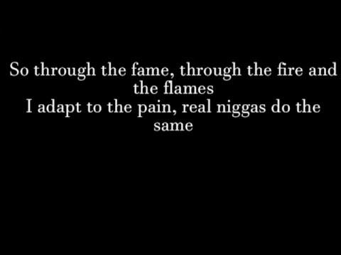 AZ - Never Change (Lyrics On Screen)