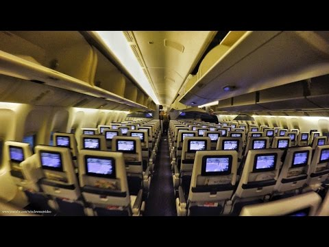 KLM Boeing 777 Economy Class Amsterdam To Dubai | Flight Report [4k]