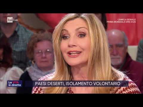 Italia, terzo paese al mondo per l'epidemia - La vita in diretta 24/02/2020
