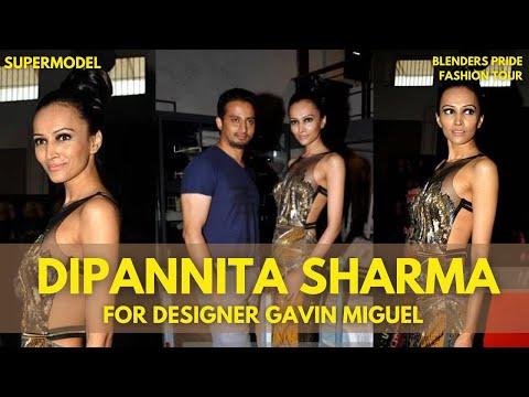 BlendersPrideFashionTour'13- Dipannita Sharma special interview(www.hoture.com)