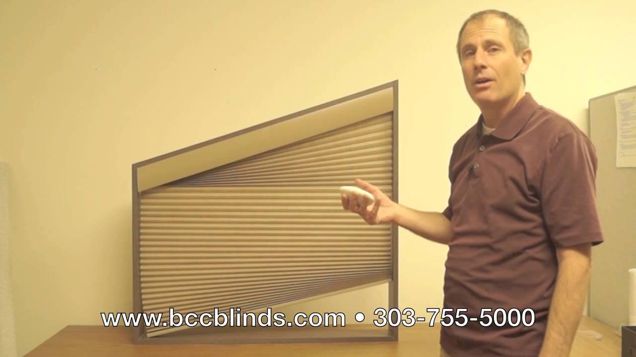 Motorized trapezoid blind and motorized angled shade youtube for Motorized blinds not working