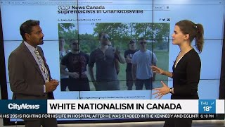 Canadian connection to the Charlottesville protests