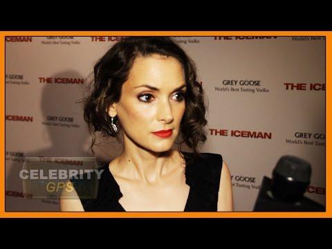Winona Ryder talks Johnny Depp - Hollywood TV